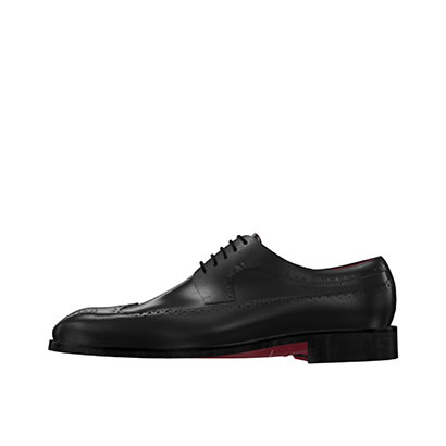 Perfect Black Formal Shoes