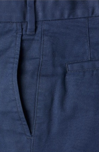cleaning custom made chinos