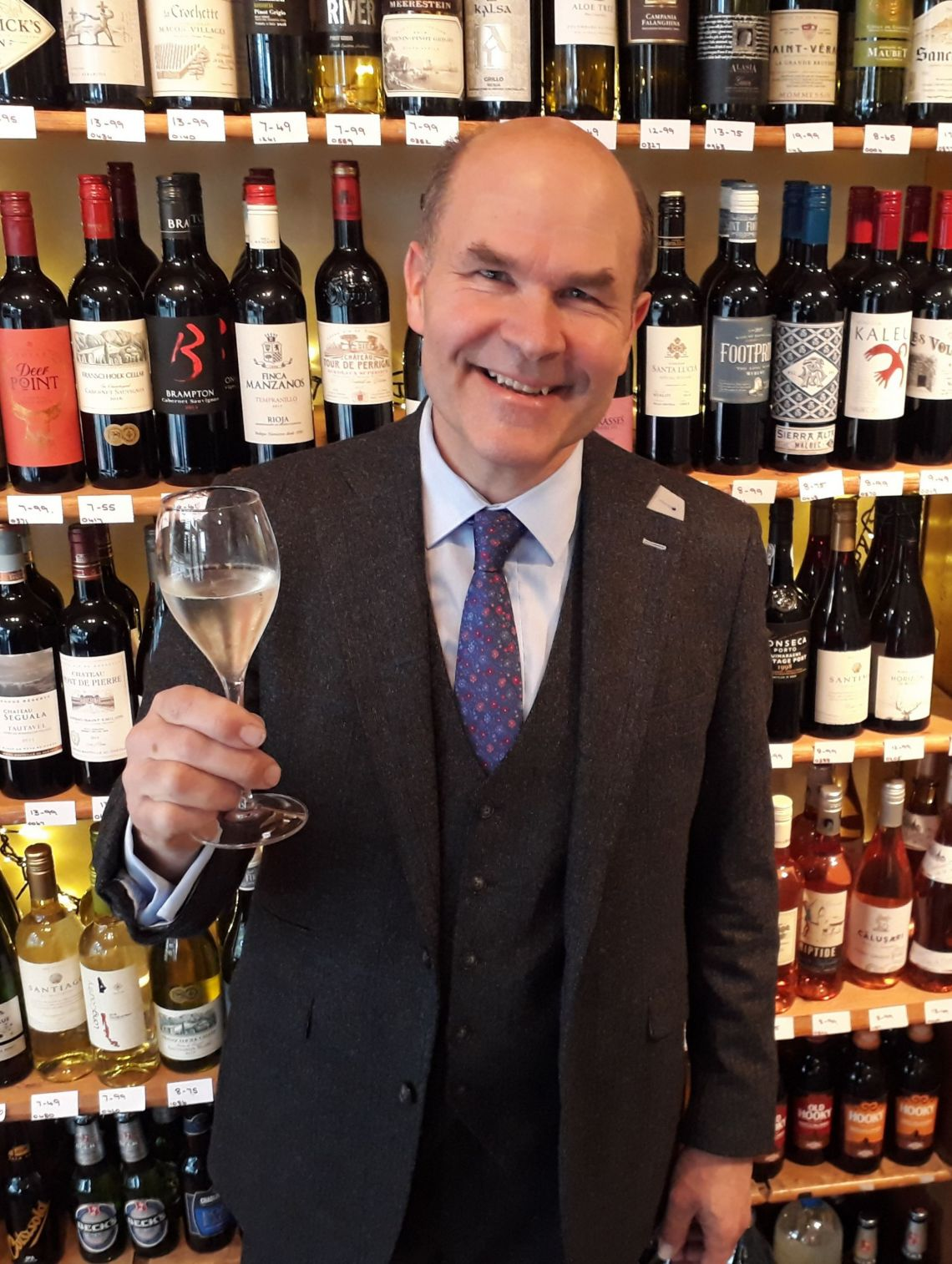 The Wine Tipster Neil Phillips