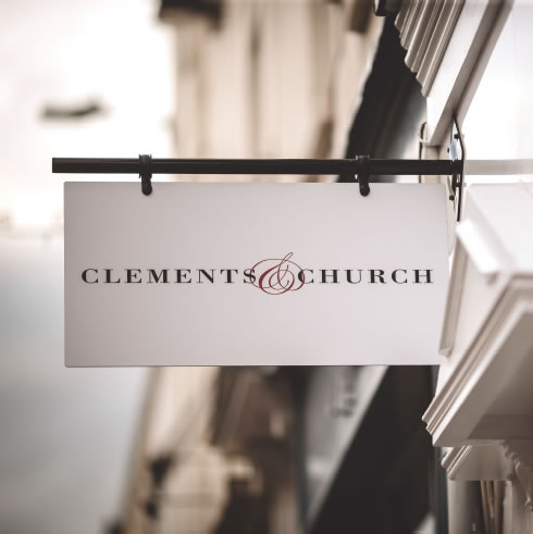 Clements and Church store