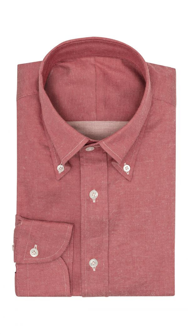 Red Twill Shirt