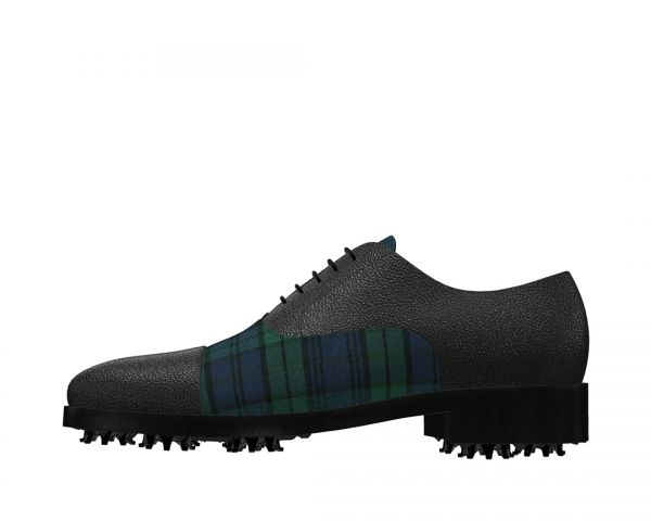 Oxford Golf Shoe