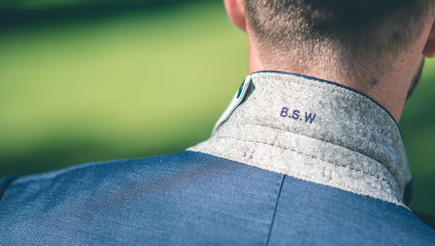 Bespoke Wedding Clothing for Men